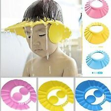 Baby Bath Adjustable Bath Shower, Shampoo Visor Cap