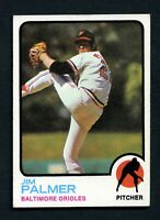 1973 Topps Jim Palmer Orioles #160 VG/EX