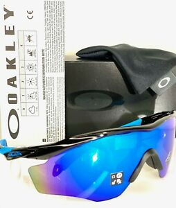 New Oakley M2 FRAME XL (OO9343-21 45) Polished Black with Prizm Sapphire Lens