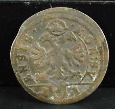 Jeton token Schilling XVII th c1673 Monnaie de Schwytz