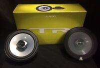 """JL AUDIO TR650-CXi 6.5"""" 2-WAY EVOLUTION COAXIAL CAR SPEAKERS 100W TR 650-CXi NEW"""