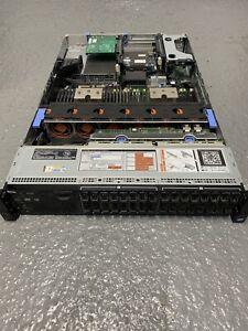 2X Intel Xeon E5-2620 2.0GHz 6C 2X 1TB 7.2K SAS 2.5 Onboard RAID Certified Refurbished 96GB DDR3 HP ProLiant BL460c G8 2-Bay SFF Blade Server