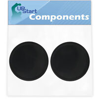2 Pack Replacement Stay Fresh Lids for Magic Bullet Party Cup Blender