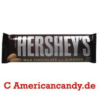 8x Hershey's Milk Chocolate with Almonds   (30,46€/kg)