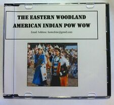 The Eastern Woodland American Indian Pow-wow DVD Video