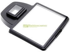 Protezione display LCD per Nikon D7000. Alta qualità. Si innesta a incastro.