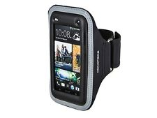Neoprene Sports Armband for HTC One™ - LG/XL - Black