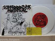 """Schpooostik Hospital – Was'n Das ?! EP    7"""" Single   WHITE vinyl"""