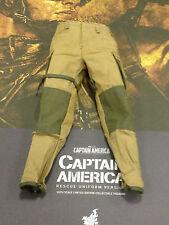 Hot Toys SDCC capitaine Amérique Rescue Version pantalons Loose échelle 1/6ème