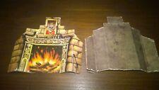 HeroQuest Furniture Fireplace Card