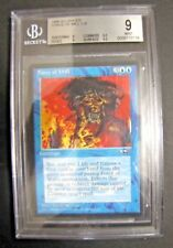 Mtg Magic The Gathering ~ Alliances ~ Force Of Will ~ BGS 9 Mint