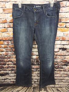 Hudson Men's Denim Jeans Bootcut Straight Medium Wash W30 L28