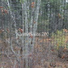Critterfence 700 7.5x100 Poly Fence Deer Fencing Garden Fence Roll