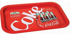 "Coca cola Tin Collectible ""Have a Coke"" Vintage Coke Serving Tray Red"