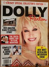 Closer Magazine Dolly Parton Special Collector's Edition 2019 - NEW - Amazing!