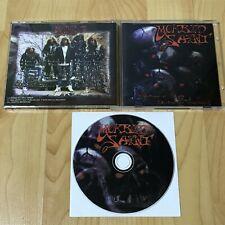 Morbid Saint – Spectrum Of Death / Destruction System [1CD, Chile 2005 Press]
