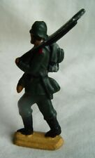 "metal figurine toy soldier WWW II 54 mm 2"" hand painted rare"