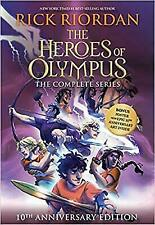 The Heroes of Olympus Paperback Boxed Set PAPERBACK 2019 Brand New
