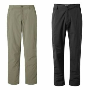 Craghoppers Nosilife Mens Lightweight Walking Casual Trousers CMJ 464 RRP £60