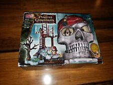 Mega Bloks Pirates of the Caribbean #1025 BAYOU DISCOVERY - New/Sealed