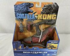 GODZILLA VS KING KONG SKULLCRAWLER HEAV MONSTERVERSE PLAYMATES FIGURE BATTLE DAM