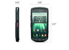 Kyocera Brigadier E6782 Unlocked 16GB Verizon 4G LTE Rugged Tough Smartphone