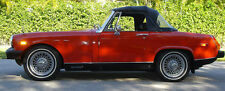 MG Midget Convertible Top  - 1970-1980  - 6 Year Warranty! - Made in California
