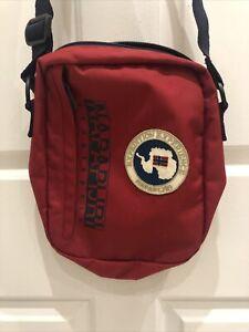 napapijri Messenger Bag, Red