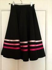 "*LITTLE BALLERINA* RAD - CHARACTER BALLET SKIRT with PINK RIBBONS 21/22"" waist"