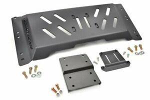 Rough Country Skid Plate Armor (fits) 1997-2002 Jeep Wrangler TJ   6 CYL   Auto