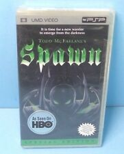 Spawn Animated (1997) UMD for Sony PlayStation PSP BRAND NEW FACTORY SEALED