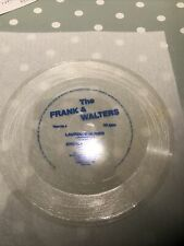 "THE FRANK & WALTERS Laurence Olivier 7"" Clear Flexi MINT"