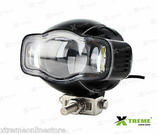 RTD E03C 20w LED Fog Light With USB Charger For  Universal Bikes & Cars