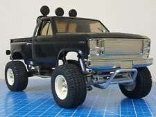 Restore Project Tamiya 1/10 R/C Sand Scorcher Racing Buggy Ford Blackfoot Body