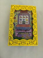 Grand Casino Jackpot Winner Playing Cards Deck Sealed #1