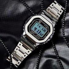 NEW GMW-B5000D-1JF G-Shock Full Metal Steel Square Men's Watch