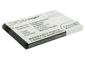 Battery for Verizon Novatel Wireless 40115118.001 Hotspot 2235 MiFi 3352 1500mAh