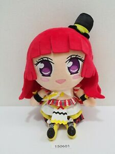 "Pripara 150601 Sophy Hojo T-arts Takara Tomy NOTalkingBox Plush 8"" Doll Japan"