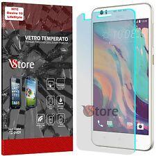 """Pellicola in Vetro Temperato Per HTC Desire 10 Lifestyle Proteggi Schermo 5,5"""""""
