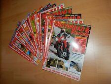 Zeitschrift Motorrad & Reisen 2014