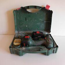 Perceuse visseuse sans fil BOSCH PSR 2000 made in GERMANY Design XXe N3283