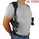 Concealed Carry Double Draw Shoulder Holster Dual Pistol Holster Adjustable