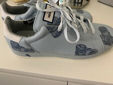 BBC ICE CREAM Mens Money Roll FLAVOR Leather REEBOK Low Sneaker Shoes 10.5