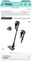Bissell Iconpet 22889 0.4L Cordless Vacuum - Titanium/Black with Electric Blue …