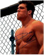 DEAN LISTER Signed Autographed UFC MMA 8X10 PIC. E