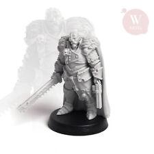 "Jack ""Captain Blood"" Meinhardt Imperium Armee Artel ""W"" Miniatures"