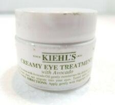 Kiehl's Creamy Eye Treatment With Avocado .5 Oz. Brand New Sealed