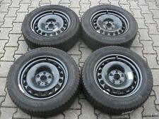 VW Sharan Alhambra Winterräder 6,5x16 ET33 Continental SEAL 205/60 16 7N0601027E