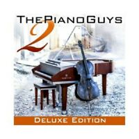 THE PIANO GUYS - THE PIANO GUYS 2 (DELUXE EDITION) CD + DVD  POP  NEW!