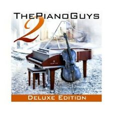THE PIANO GUYS - THE PIANO GUYS 2 (DELUXE EDITION) CD + DVD  POP  NEW+